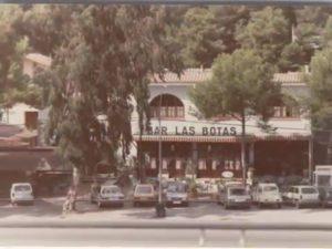 restaurante las botas Castelldefels Barcelona sus inicios